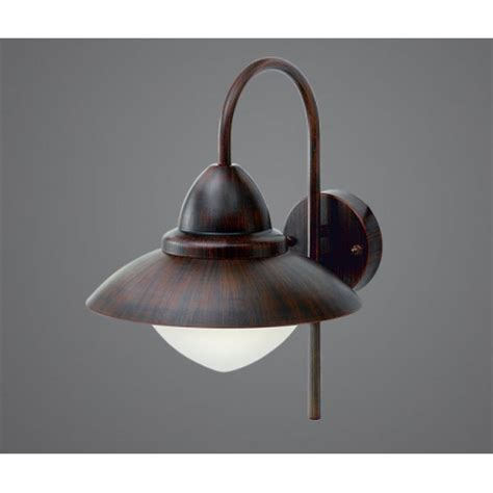 antique brown outdoor wall lights eglo eglo 88709 sidney 1 light outdoor wall light antique