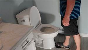 Toilet Doesn U2019t Flush Just Fills With Water