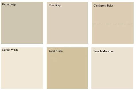 benjamin moore beige paint colors top left also