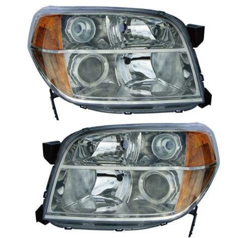 honda pilot light bulb honda headlight headlight for honda