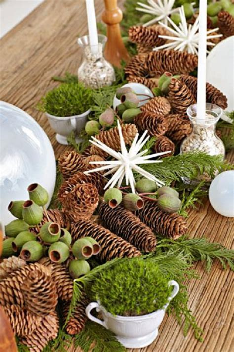 22 most beautiful christmas table decorations cathy