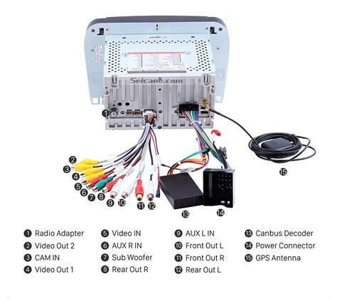 Mercede Radio Wiring Diagram For 2003 by 1024 600 Capacitive Touch Screen Android 6 0 1998 2005