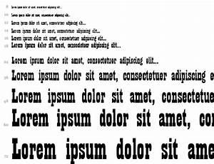 Playbill Regular truetype font
