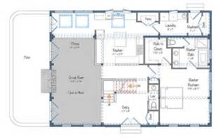 floor plans blueprints gallery for gt pole barn house plans blueprints