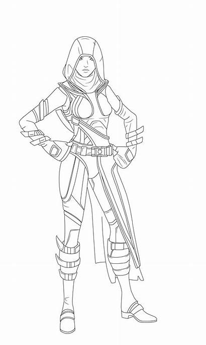 Coloring Pages Fortnite Fate Skin Skins Beef