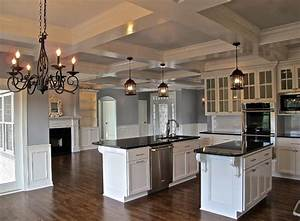 Million Dollar Look in 2,400 sf - Traditional - Kitchen