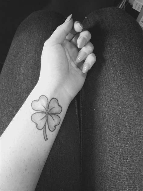 shamrock tattoo (With images)   Baby tattoos, Shamrock