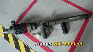 Airsoft Nerf Rocket Launcher (Prototype) - YouTube