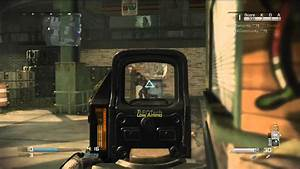 Call Of Duty Ghosts Remmington R5 Triad Reticle