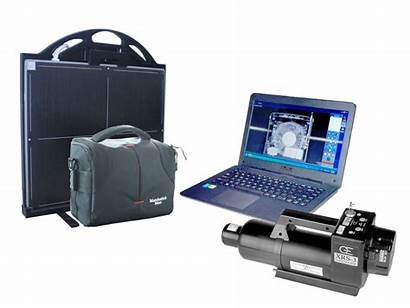 Ray Portable Scanner Baggage System Screen Scanners