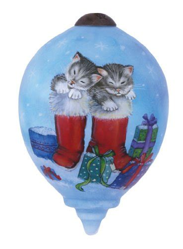 ne qwa christmas ornaments simply beautiful hand painted