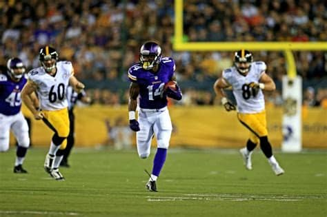 Below you'll find a list of all wallpapers that have been tagged as #vikings #nfl #football #stefon # diggs #stefondiggs. Minnesota Vikings: 5 young players whose stock is rising ...