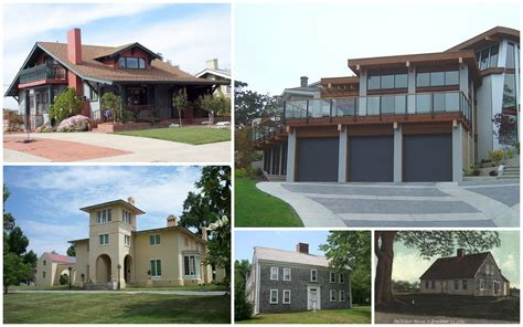 Different Home Styles And Their Characteristics Part