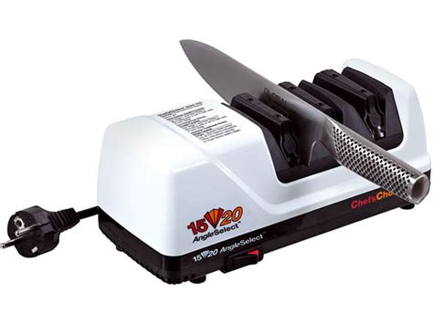 Test Kitchen Electric Knife Sharpener by Cc1520 Electric Knife Sharpener Meilleurduchef