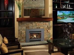 Lopi - Radiant Plus Large Gas Fireplace Insert