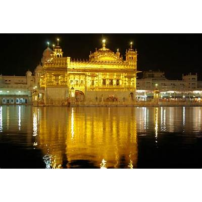 The Golden Temple Amritsarambujstyagi