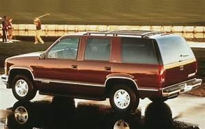1998 Chevrolet Tahoe Vin Check  Specs  U0026 Recalls