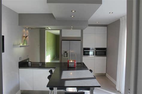 plus cuisine faux plafond de plâtre pour la décoration de cuisine