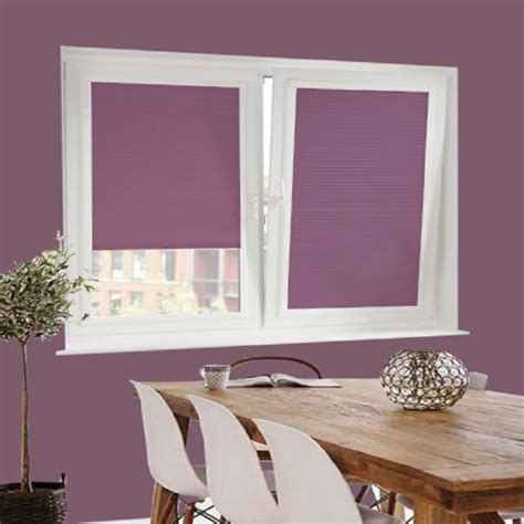 purple blinds made to measure from direct blinds