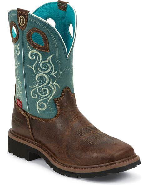 Boot Barn Boots Sale by Tony Lama S Waterproof Comp Toe Work Boots Boot Barn