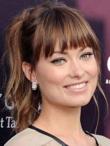 Types of Bangs Gorgeous Different Types of Bangs