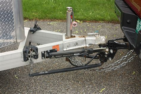 Boat Trailer Hitch Types by Skills 101 How To Tow A Car Trailer Hemmings Daily