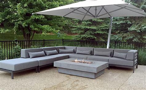 patio sofa tuxedo corner