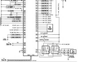 1993 Chrysler Concord Stero Wiring Diagram