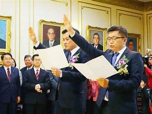 《TAIPEI TIMES 焦點》 First non-KMT legislative speaker is Su ...