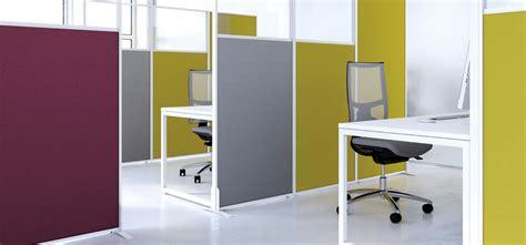 cloison de bureau accessoires de bureau cloisons et séparations mobilier