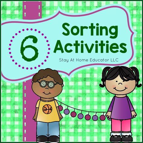 6 sorting activities for preschoolers stay at home educator 798 | 6 SortingActivities for Preschoolers.2