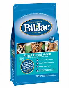 interactive bag bil jac super premium dog food With bil jac dog food