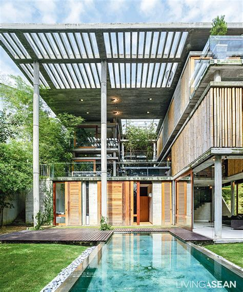 house architecture 10 inspiring modern tropical houses in southeast asia Tropical