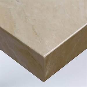 revetement adhesif plan de travail cuisine style marbre With revetement plan de travail cuisine a coller