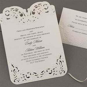 sweetheart laser cut wedding invitations little flamingo With traditional wedding invitations australia