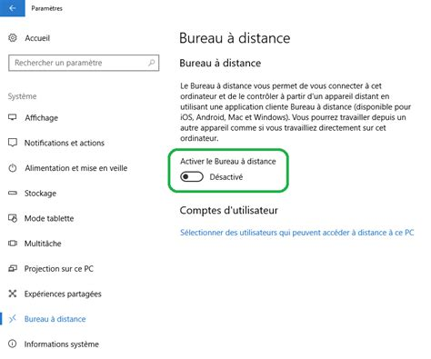bureau à distance windows 8 comment utiliser une application android sur un pc