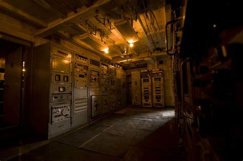 Inside the USS Pueblo, a US spy ship that was caught in ...