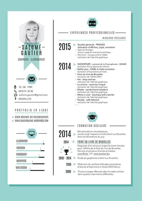 1000 ideas about layout cv on cv infographic