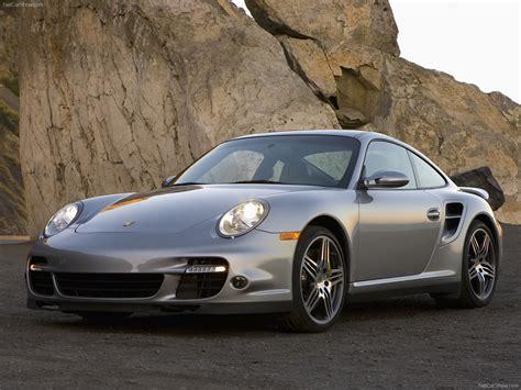 Porche Pics by 2007 Silver Porsche 911 Turbo Wallpapers