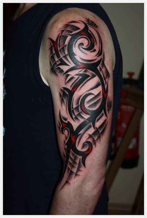 99 Tribal Tattoo Designs For Men & Women