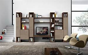 Lcd Wall Unit Design For Living Room - Living Room Designs