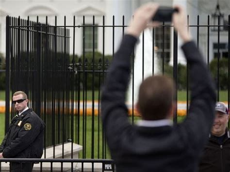 white house security fence gate no more whitewashing white house security