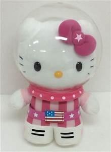 "Hello Kitty Astronaut Plush Pink Plastic Helmet 10"" Sanrio ..."