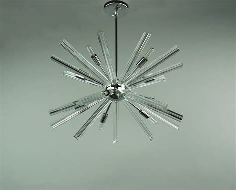 chrome sputnik chandelier sputnik chandelier chrome 27 in diameter with 20