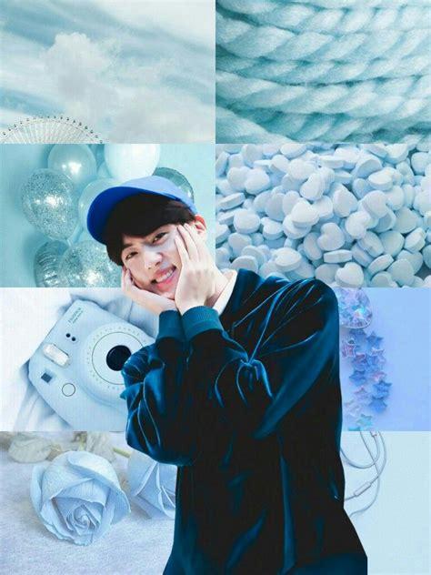 jin aesthetic wallpaper bts jin seokjin aesthetic