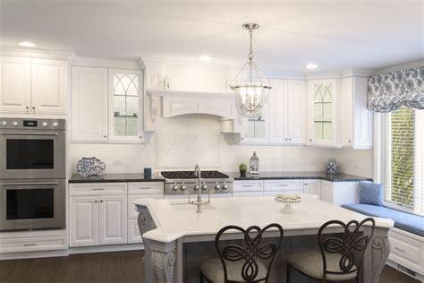 luxury kitchen cabinet white kitchens bradford and kent custom remodeling 3910