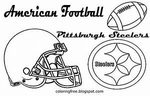 Pittsburgh Steelers Football Coloring Coloring Pages
