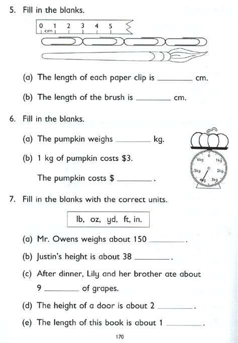 Singapore Math Worksheets Grade 1 Worksheets For All  Download And Share Worksheets  Free On