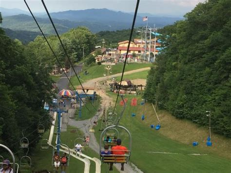 gatlinburg chair lift new gatlinburg tn snowjournal 2 0