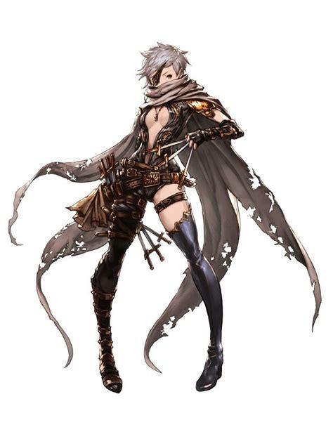 tanya granblue fantasy   character design
